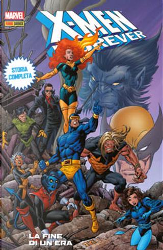 X-men Forever n. 5 by Chris Claremont, Fernando Blanco, Mike Grell, Rodney Buchemi, Sana Takeda, Tom Grummett