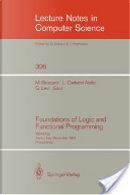 Foundations of Logic and Functional Programming by Mauro Boscarol