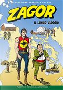 Zagor collezione storica a colori n. 131 by Carlo Raffaele Marcello, Franco Donatelli, Gallieno Ferri, Guido Nolitta, Mauro Boselli, Moreno Burattini