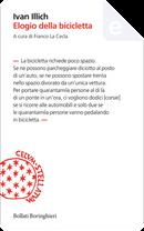 Elogio della bicicletta by Ivan Illich