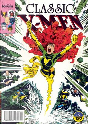 Classic X-Men #9 by Chris Claremont