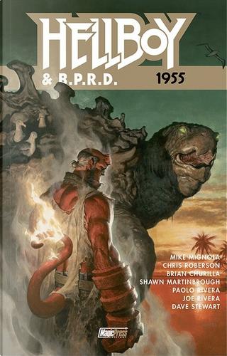 Hellboy & B.P.R.D. vol. 4 by Chris Roberson, Mike Mignola