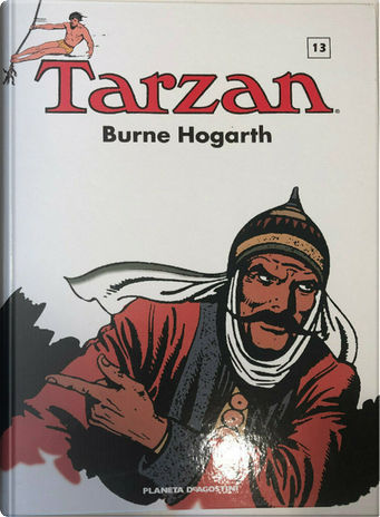Tarzan (1943-1944) vol. 13 by Burne Hogarth