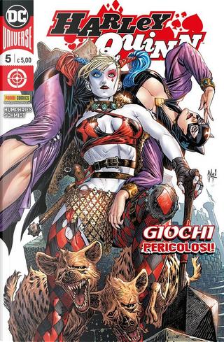 Harley Quinn vol. 5 by Otto Schmidt, Sam Humphries