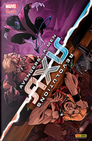 Avengers & X-Men: Axis Revolutions #2 by Frank Tieri, Kevin Maurer, Kevin Shinick
