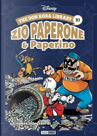 The Don Rosa Library n. 10 by Don Rosa