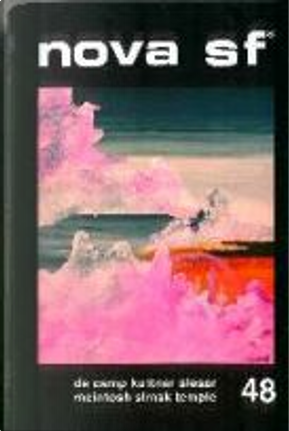 Nova SF* 48 - II serie by Clifford D. Simak, Henry Kuttner, Henry Slesar, Idris Seabright, J. T. McIntosh, L. Sprague de Camp, William F. Temple