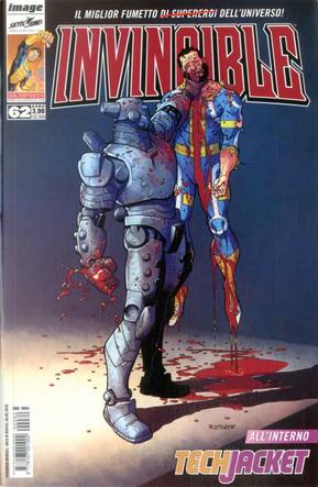 Invincible n. 62 by Joe Keatinge, Robert Kirkman