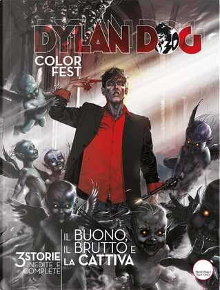 Dylan Dog Color Fest n. 20 by Alessandro Crippa, Barbara Baraldi, Roberto Recchioni