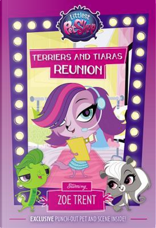 Terriers and Tiara Reunion by Ellie O'ryan