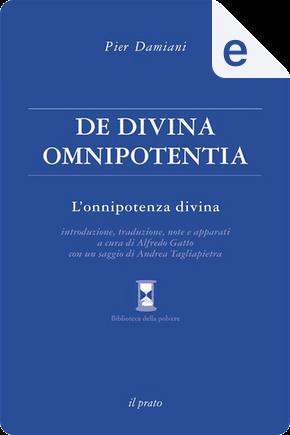 De divina omnipotentia by Pier Damiani