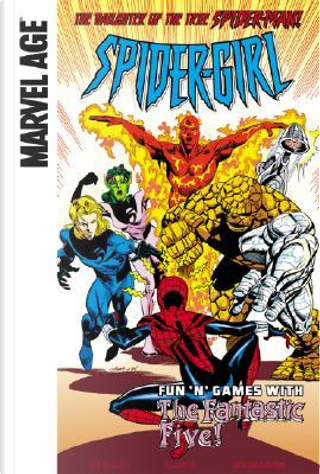 Fun 'n' Games With the Fantastic Five! by Tom DeFalco