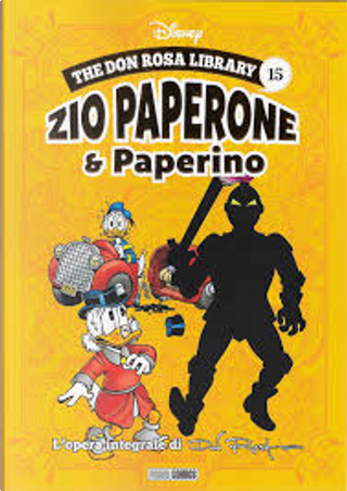 The Don Rosa Library n. 15 by Don Rosa