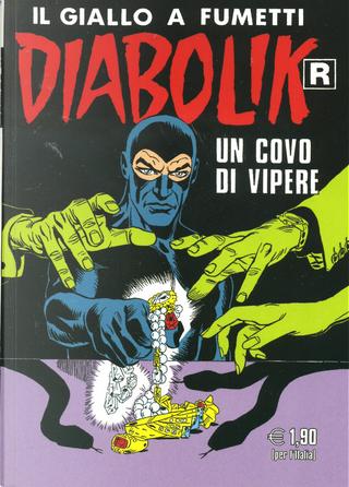 """Diabolik """"R"""" n. 557 by Angela Giussani, Luciana Giussani"""