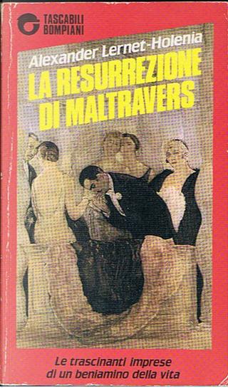La resurrezione di Maltravers by Lernet Holenia Alexander
