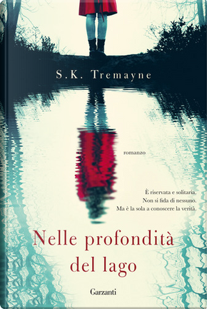 Nelle profondità del lago by S. K. Tremayne