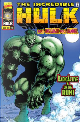 The Incredible Hulk vol. 1 n. 446 by Peter David