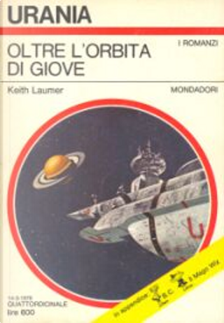 Oltre l'orbita di Giove by Keith Laumer
