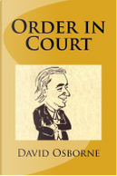 Order in Court by David Osborne