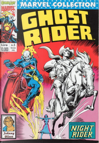 Marvel Collection n. 5 by Don Perlin, Michael Fleischer