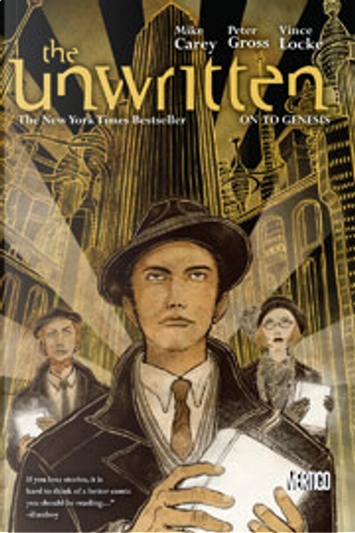 The Unwritten Volume 5 by Mike Carey