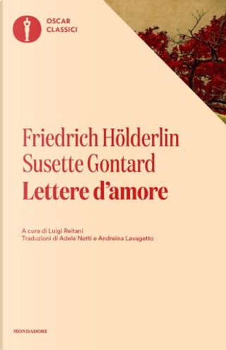 Lettere d'amore by Friedrich Hölderlin, Susette Gontard