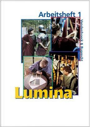 Lumina Arbeitsheft 1 by Ursula Blank-Sangmeister