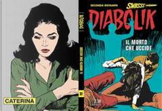 Diabolik Swiisss n. 301 by Angela Giussani, Luciana Giussani