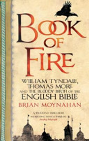 Book of Fire by Brian Moynahan