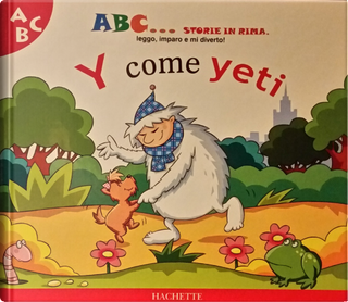 Y come yeti by Emy Canale