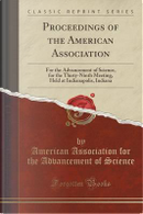 Proceedings of the American Association by American Association for the Ad Science
