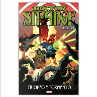 Doctor Strange: Serie oro vol. 11 by Barry Windsor-Smith, Roger Stern, Stan Lee