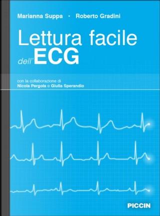 Lettura facile dell'ECG by Marianna Suppa, Roberto Gradini