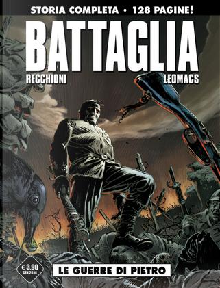 Battaglia by Roberto Recchioni