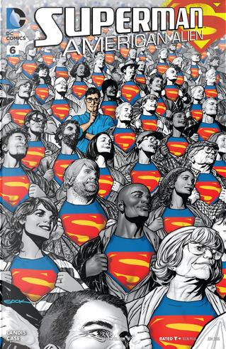 Superman: American Alien Vol.1 #6 by Max Landis