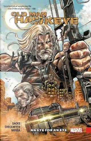 Old Man Hawkeye 1 by Ethan Sacks