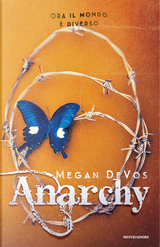 ANARCHY by Megan DeVos