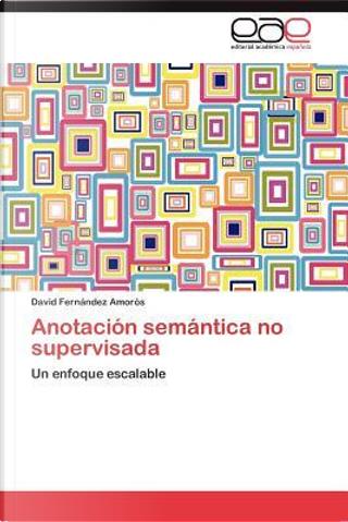 Anotación semántica no supervisada by David Fernández Amorós