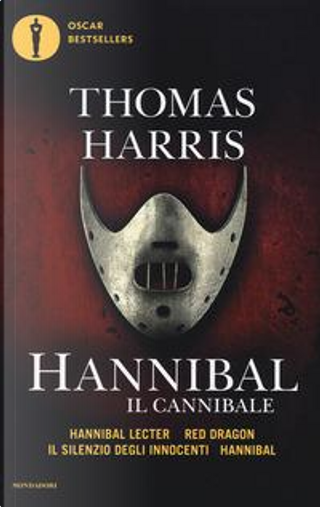 Hannibal il cannibale by Thomas Harris