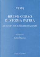 Breve corso di storia patria by CIDAS