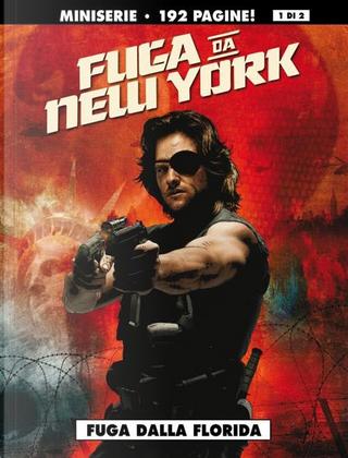 Fuga da New York by Christopher Sebela
