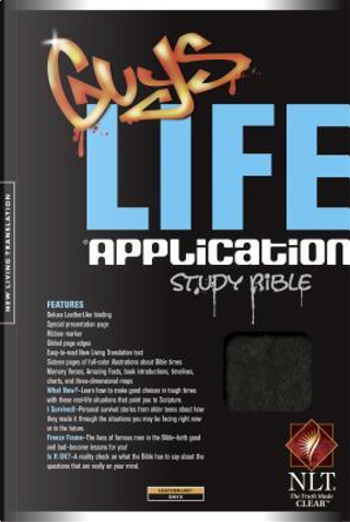 Guys Life Application Study Bible by Tyndale