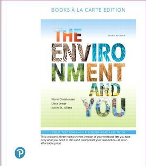 The Environment and You by Norm Christensen