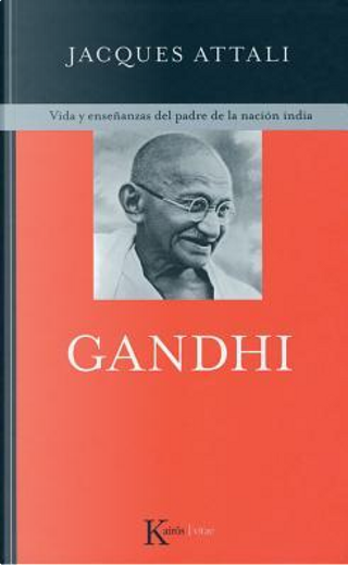 Gandhi by Jacques Attali