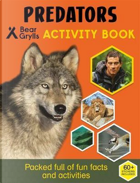 Bear Grylls Sticker Activity by Bear Grylls