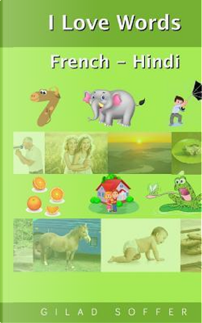 I Love Words French - Hindi by Gilad Soffer