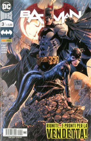 Batman n. 3 by Tom King