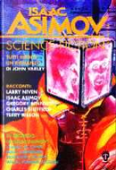 Isaac Asimov Science Fiction Magazine n. 3 by Charles Sheffield, Gregory Benford, Isaac Asimov, John Varley, Larry Niven, Terry Bisson