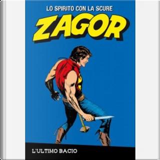 Zagor: lo spirito con la scure - Ristampa a colori - Vol. 21 by Guido Nolitta