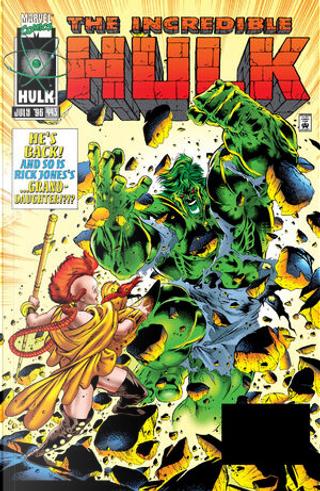 The Incredible Hulk vol. 1 n. 443 by Peter David